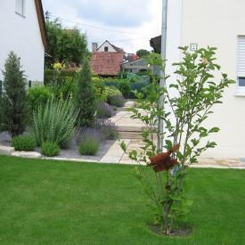Garten Projekt Jurahaus