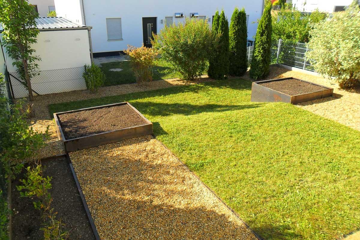ZACK Eine Idee der GartenManufactur Ragusa